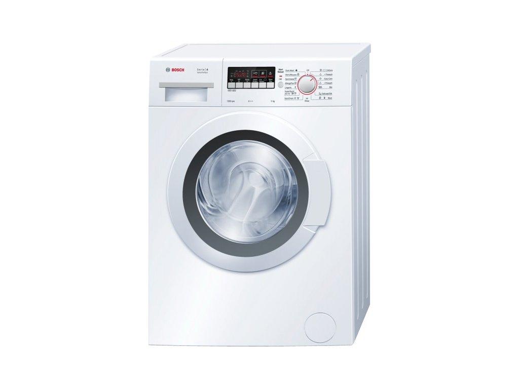 BOSCH, Automatická pračka, slim WLG24260BY