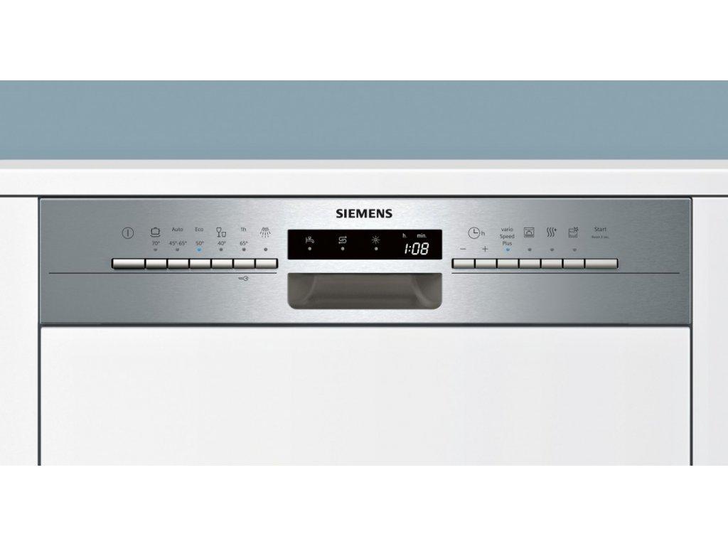 Siemens, Myčka 60 cm vestavná SN536S03ME