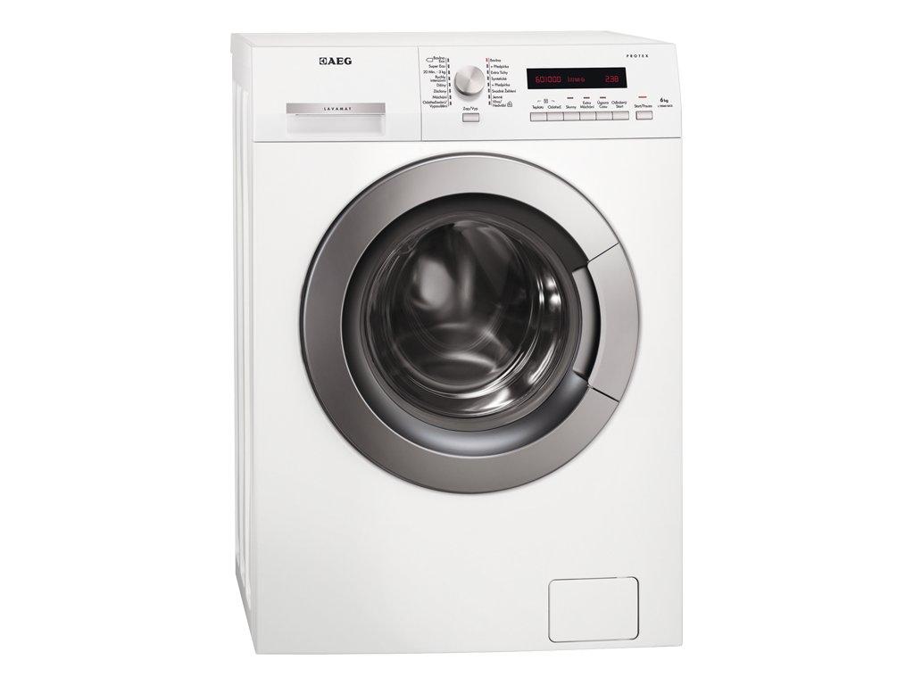 AEG, Pračka s předním plněním L73060SLCS