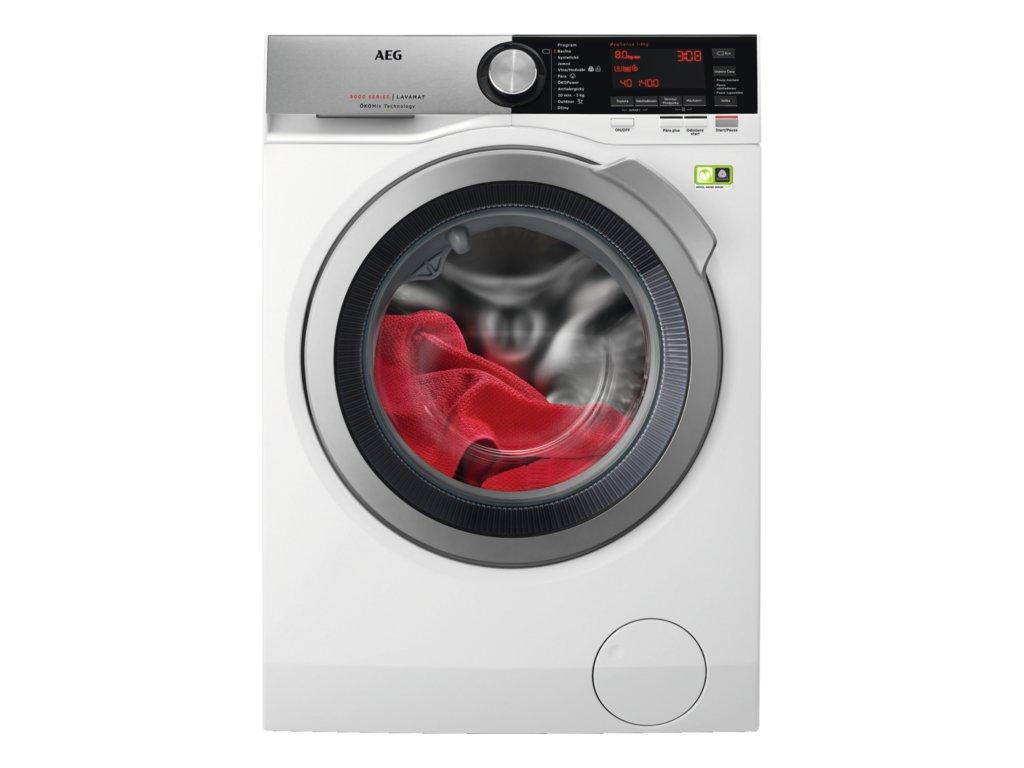 AEG, Pračka s předním plněním L8FEC68SC