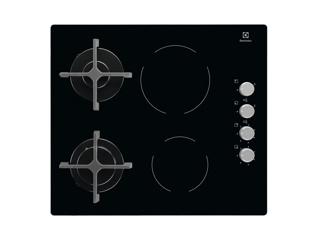 Electrolux, Plynová varná deska EGE6172NOK