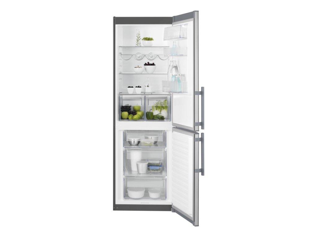 Electrolux, Volně stojící kombinovaná chladnička EN3601MOX