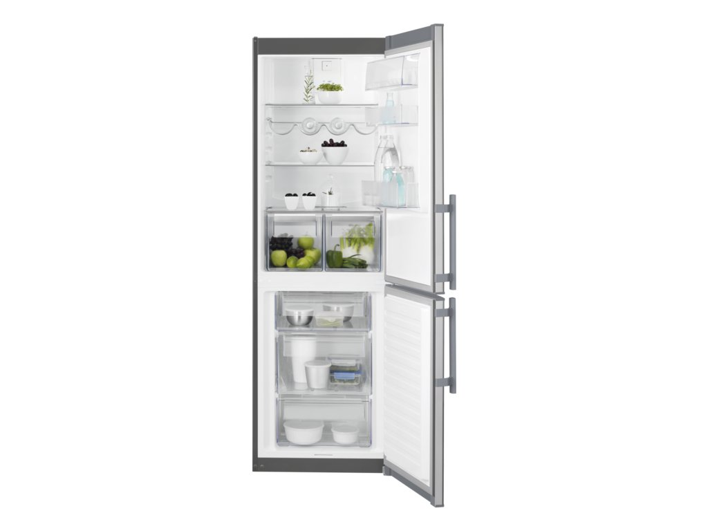 Electrolux, Volně stojící kombinovaná chladnička EN3613MOX