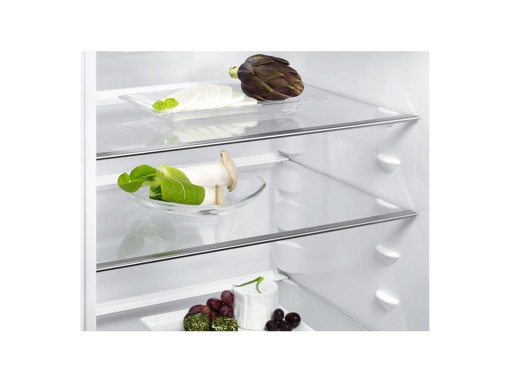 Electrolux, Volně stojící kombinovaná chladnička EN3201MOX