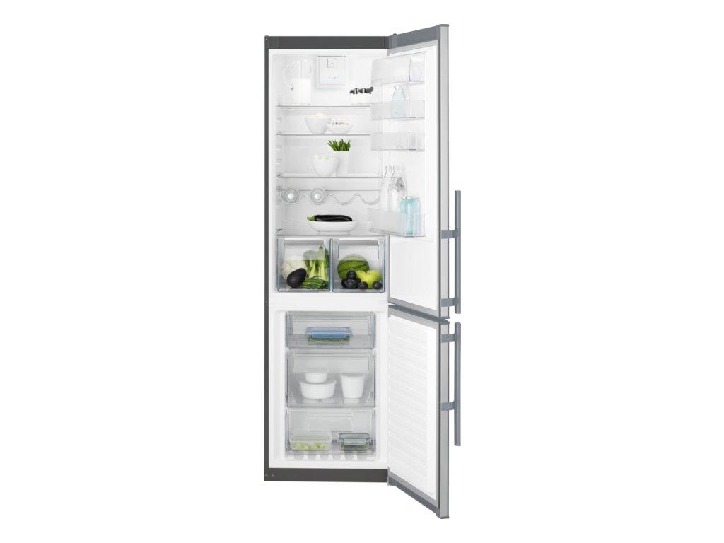 Electrolux, Volně stojící kombinovaná chladnička EN3853MOX