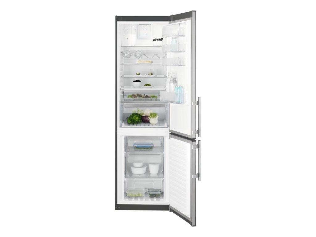 Electrolux, Volně stojící kombinovaná chladnička EN3854NOX