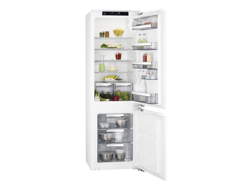 AEG, Vestavná kombinovaná chladnička SCE81831LC