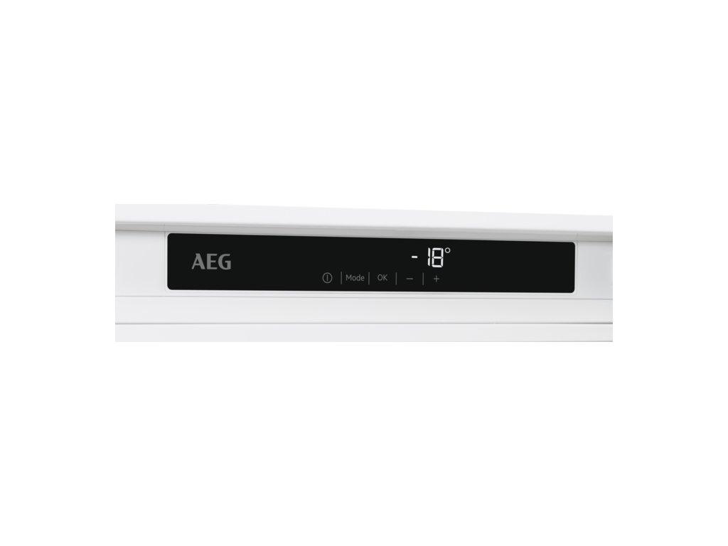 AEG, Vestavná mraznička ABE81816NC