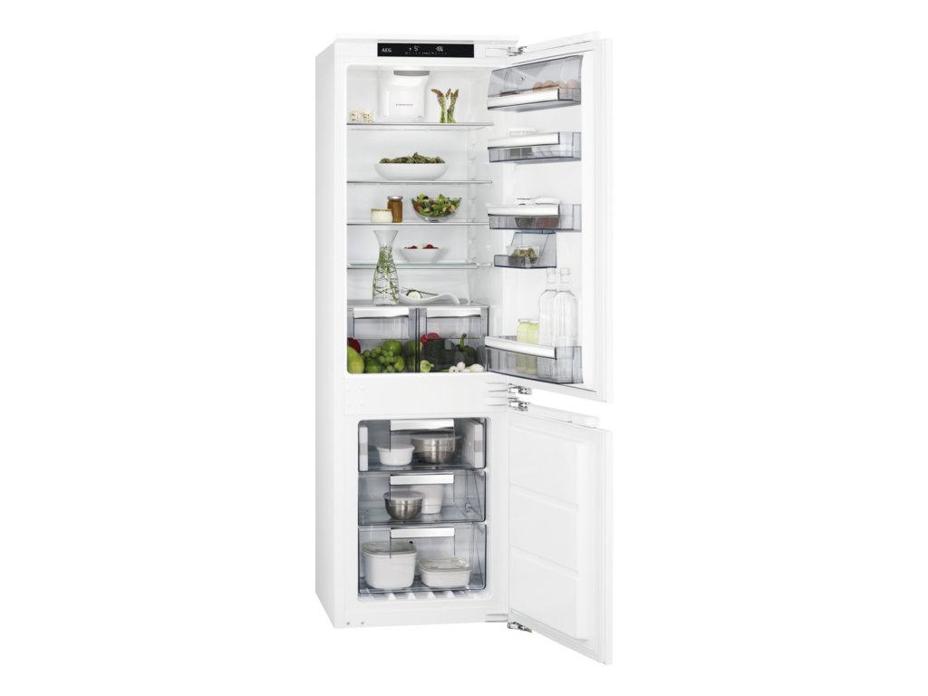 AEG, Vestavná kombinovaná chladnička SCE81826TF