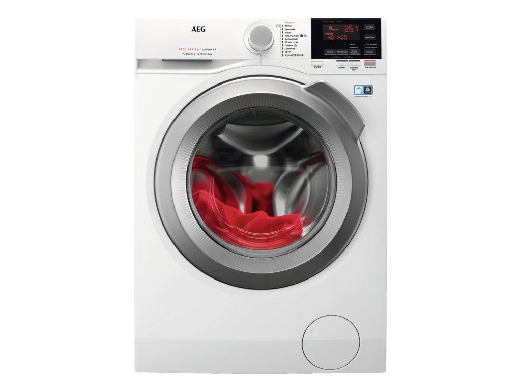 AEG, Pračka s předním plněním L6FBG48SC