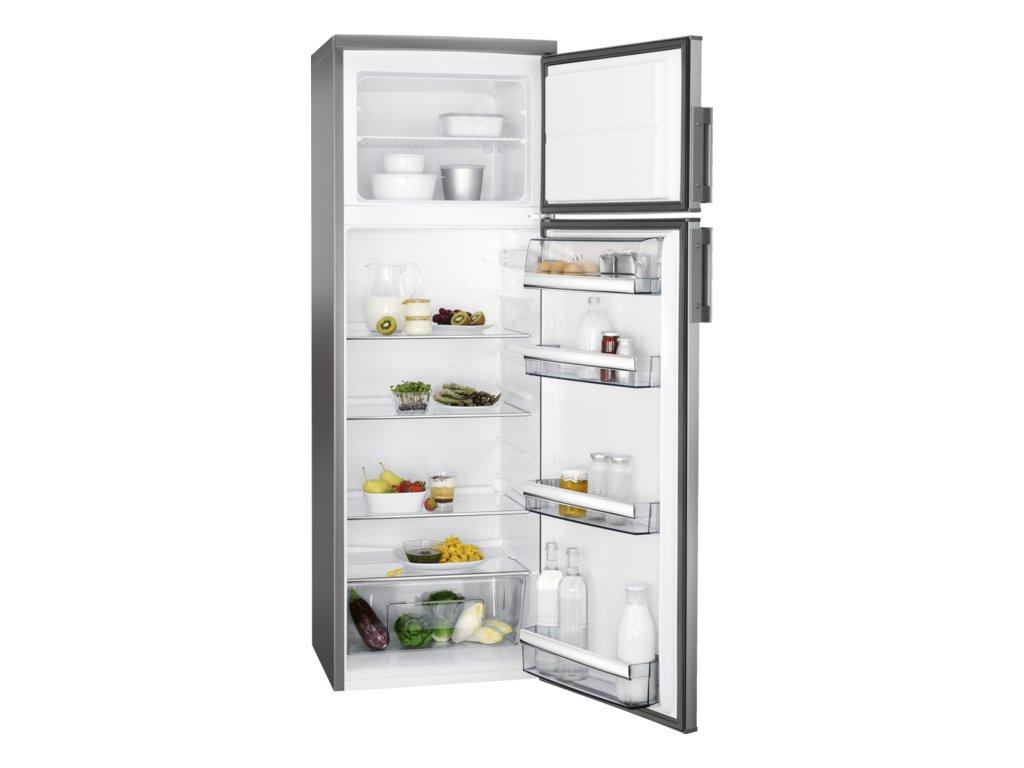 AEG, Volně stojící kombinovaná chladnička RDB72721AX