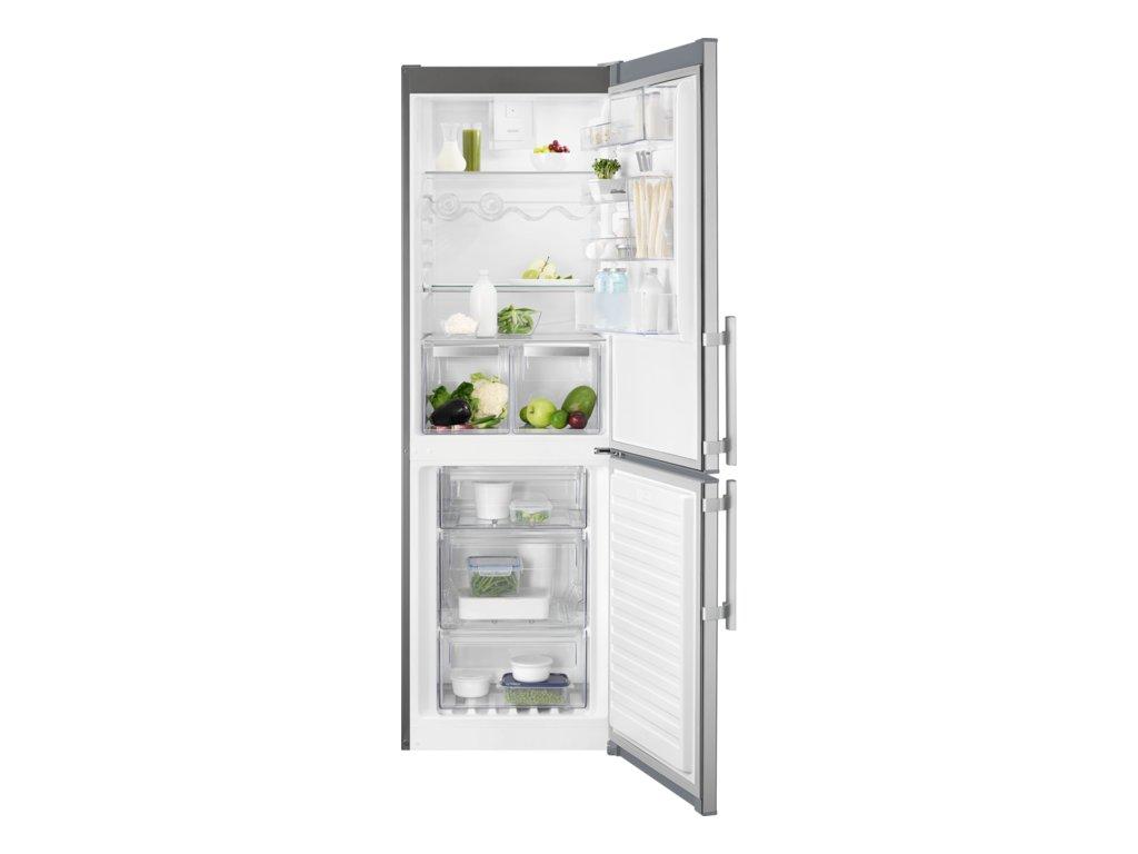 Electrolux, Volně stojící kombinovaná chladnička EN3455MFX