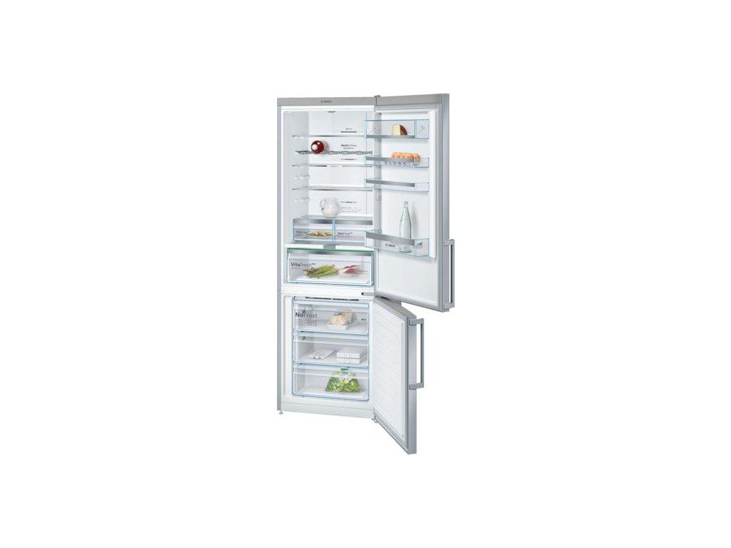 BOSCH, Kombinace chladnička/mraznička KGN49AI31