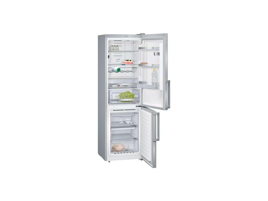 Siemens, Kombinace chladnička/mraznička KG36NHI32