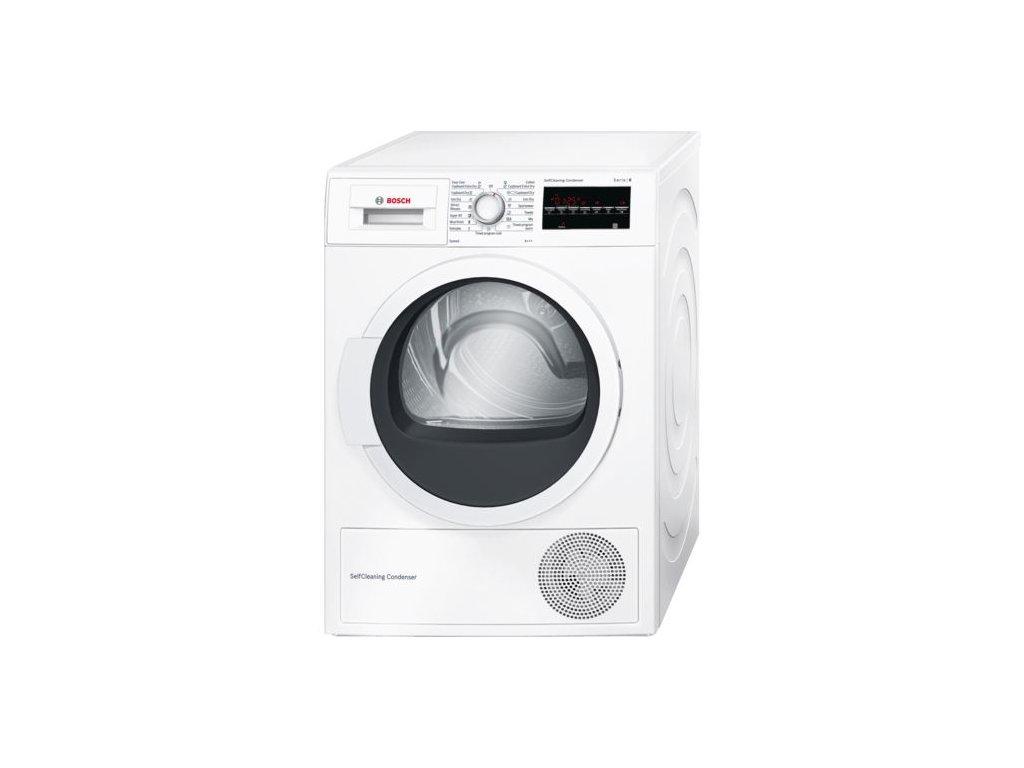 BOSCH, Kondenzační sušička prádla WTW87463BY