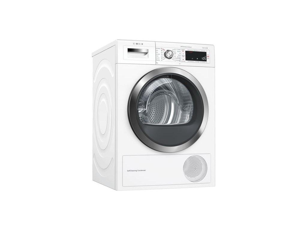 BOSCH, Kondenzační sušička prádla WTW855H0BY