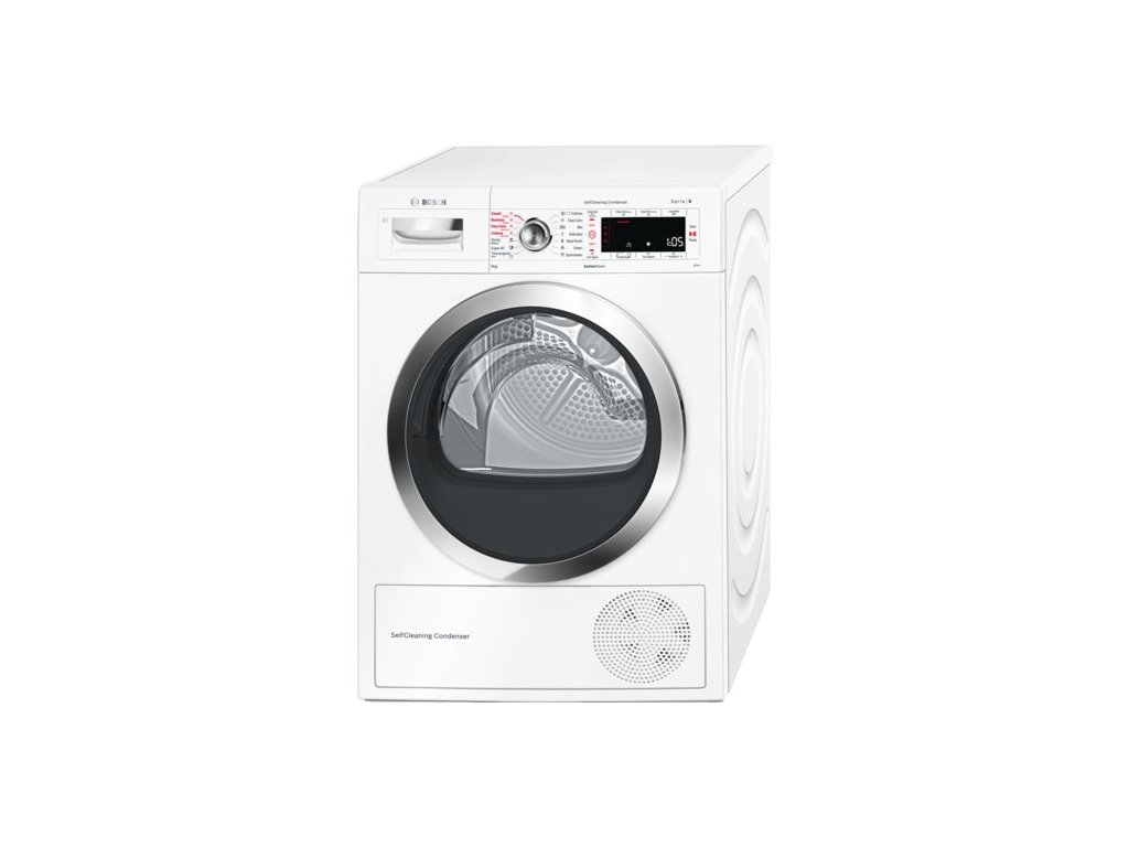 BOSCH, Kondenzační sušička prádla WTW85540EU