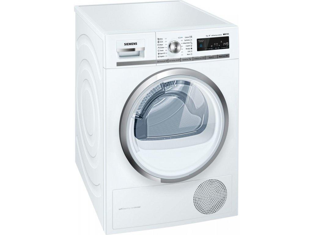 Siemens, Kondenzační sušička prádla WT47W541BY