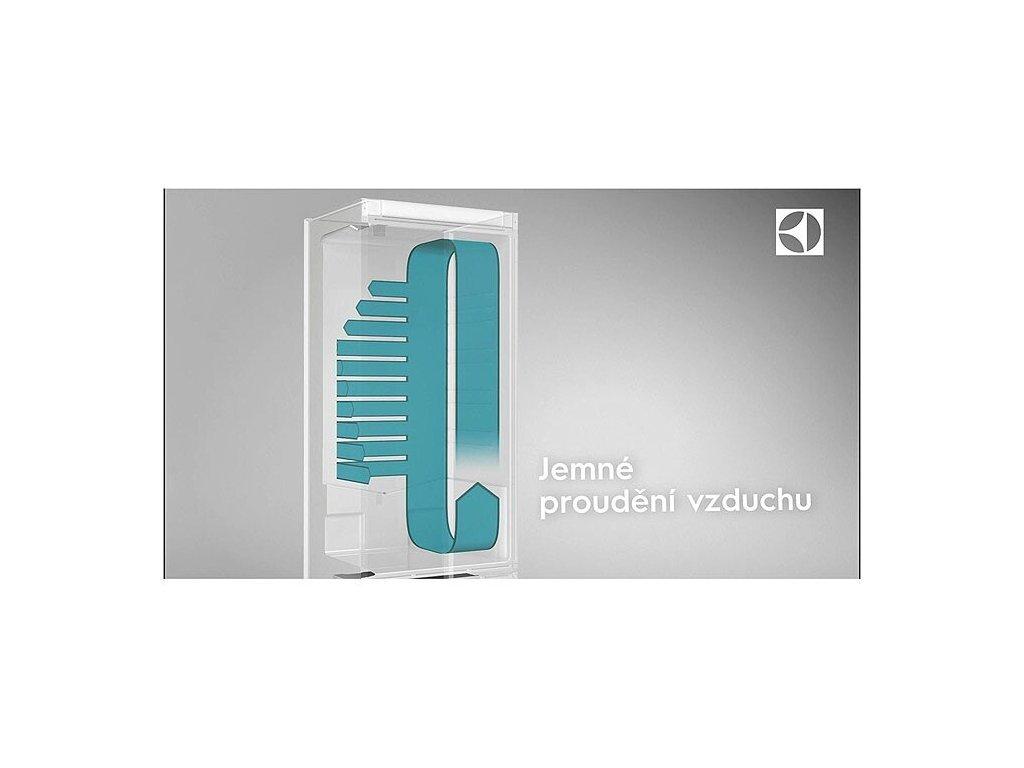 Electrolux, Volně stojící chladnička ERF4114AOW