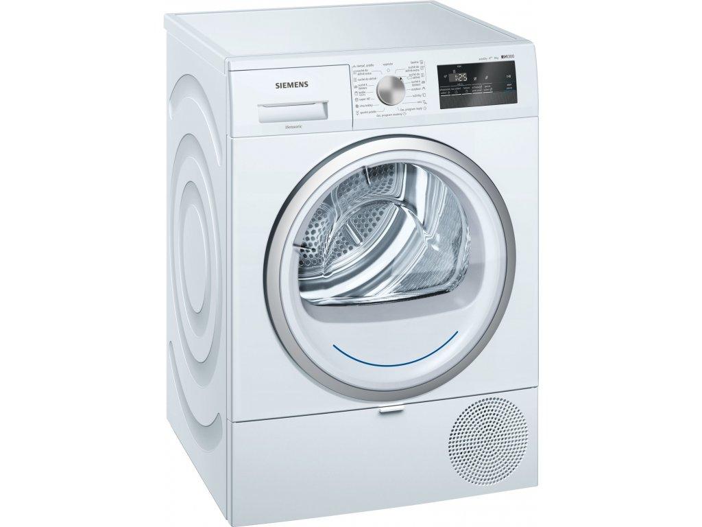 Siemens, Kondenzační sušička prádla WT45RV10CS