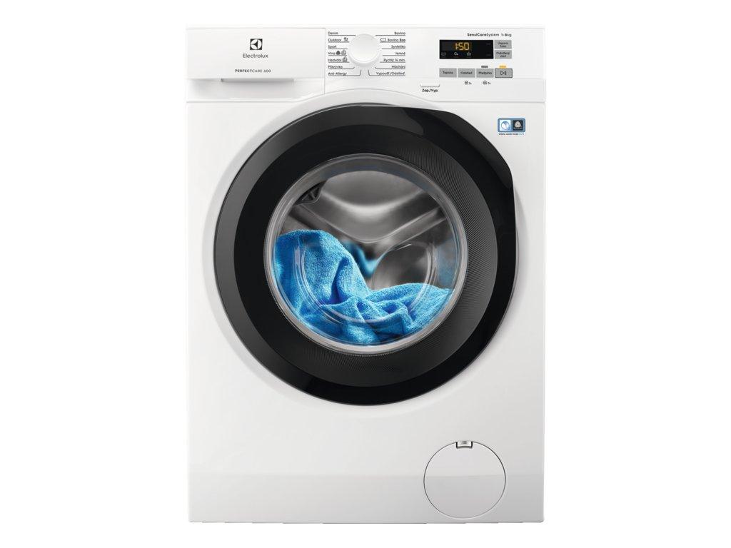 Electrolux, Pračka s předním plněním EW6F528SC