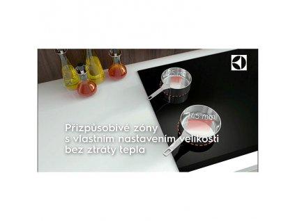 Electrolux, Elektrická varná deska EHF3920BOK