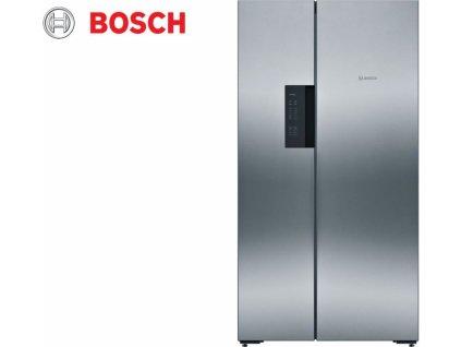 BOSCH, Side-by-Side KAN92VI35